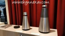 Bang & Olufsen BeoSound 1  BRAND NEW  Silver with GVA