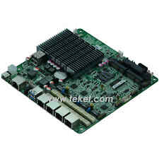 Firewall/Network Server/Router mini itx board 4LAN J1900MF intel J1900 quad core