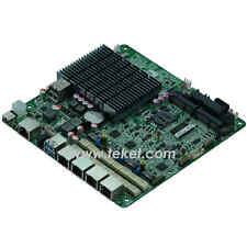 Firewall/Network Server/Router mini itx board 4LAN J1900MF intel J1900 quad core