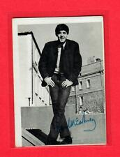 The Beatles Us Original 1960's 1st Series Topps B & W Card # 3