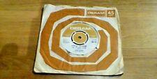 "DAVID BOWIE THE LAUGHING GNOME RE DERAM UK 45 7"" 1967 POP PSYCH Davy Jones 1C/1C"