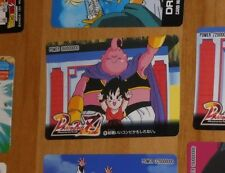DRAGON BALL Z DBZ PP AMADA PART 29 CARDDASS CARD REG CARTE 1291 MADE IN JAPAN NM