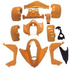 Spy 250F1-350F1-A Body Kit 15pc, Spy Racing, Road Legal Quad Bikes, Orange.