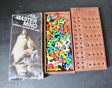 Vintage Mini MASTERMIND Game from the '70s