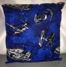 Star Wars Pillow Star Wars Ships Classic Pillow HANDMADE In USA Toddler Travel