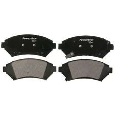 Disc Brake Pad Set-SLE Front Perfect Stop PS1076M