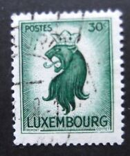 Luxembourg-1945-30c Lion of Luxembourg issue-Used