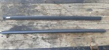 (2pc) 95-97 Chevy Blazer Roof Rack: Main Rails Pair Left & Right Long Bars