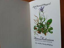 Heiteres Herbarium, Blumen und Verse