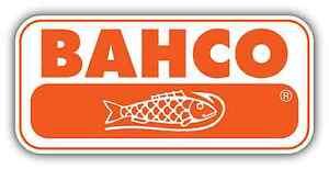"Bahco Swedish Hand Tools Tool Car Bumper Window Tool Box Sticker Decal 7""X3"""