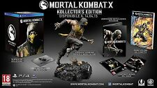 Mortal Kombat X PS4 Kollectors Collectors Edition Limited NEU NEW Playstation 4