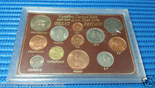 Great Britain Complete Decimal Issue & the last Sterling Decimal Coin