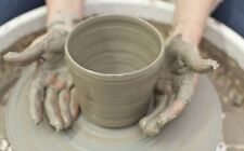 How to Make Pottery Porcelain Ceramics Glassware Potter Clay CD 80 Books Prepper