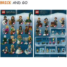 LEGO Figurine Minifigure 71022 Série Harry Potter Series Au Choix NEUF NEW