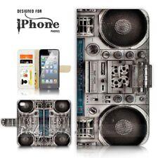 ( For iPhone 6 Plus / 6S Plus ) Case Cover P21056 Boom Box