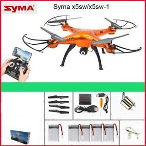 Original SYMA X5SW / X5SW-1 fpv Quadcopter WiFi Drone with Camera Headless Real