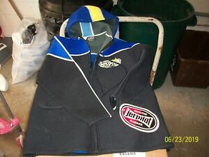 JetPilot Tour Coat, Youth Medium BRAND NEW Perfect for Boating, PWC, watersports