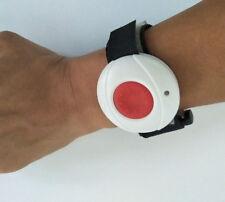 Wireless Wristwatch Necklace SOS Panic Button Elder Children Emergency 433MHz