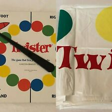 Twister Board Game Hasbro Replacement Parts Choice Vinyl Mat Game Board Spinner