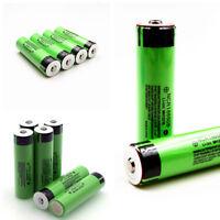 Panasonic Protected NCR 18650 B 3.7V 3400mAh Button Top Flashlight Torch Battery