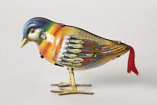 Köhler Vogel  Blechspielzeug zum Aufziehen Germany, ca 8x5 cm (106738)