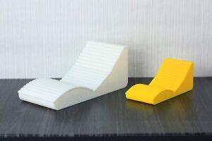 Lounge Chair - Dollhouse Miniature 1:12 Miniature Dollhouse Furniture