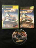 FlatOut — Complete! Manual Included! Fast Shipping! (Microsoft Xbox, 2005)