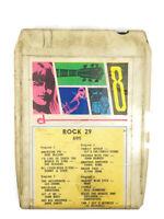 Rock 29 695 Compilation 8 Track Tape Cartridge Sonny & Cher Don McLean Joan Baez