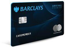 2018 Barclaycard $5,500 limit Authorized User (AU) TradeLine