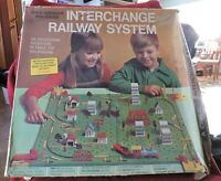 INTERCHANGE RAILWAY SYSTEM BY CHILD GUIDANCE