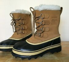 Sorel Caribou Women's Leather Snow winter Boot uk 5  38
