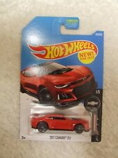 CAMARO 2017 ZL1 FIFTY SPECIAL HOT WHEELS MINT ON LONG CARD