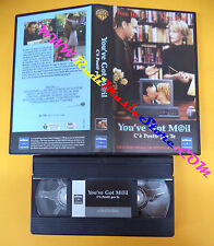 VHS film YOU'VE GOT MAIL C'E' POSTA PER TE inglese L'UNITA' (F2) no dvd