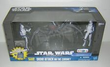 Star Wars Clone Wars CW Droid Attack on the Coronet!