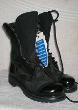 NWT Corcoran 7.5M 7.5 M men's black military army boots Made in USA