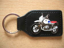 Schlüsselanhänger BMW R nine T / RnineT Urban weiss Motorrad Art. 1272 Moto