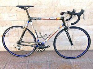 Colnago C40 B-stay carbon road bike Shimano DURA ACE 7700 campagnolo c50 master