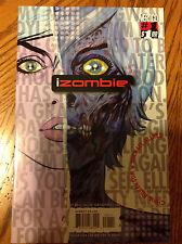 I Zombie #1 - 1st Printing - DC Vertigo - TV Series