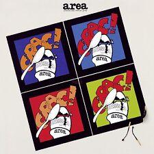 AREA - CRAC ! - CD NEW SEALED 2015 SONY