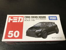 TAKARA TOMY Tomica No. 50 Ford Focus RS500
