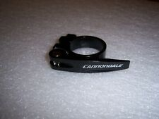 New Cannondale Quick Release Seatpost Clamp 34.9mm