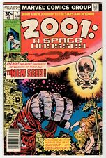 Marvel - 2001: A Space Odyssey #7 - Kirby Cover & Art Nm June 1977 Vintage Comic