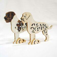 Lagotto Romagnolo figurine, dog statue made of wood (Mdf)