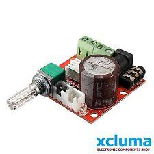 XCLUMA PAM8610 AUDIO STEREO AMPLIFIER BOARD 2X10W DUAL CHANNEL D CLASS BE0313