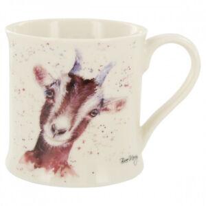 Bree Merryn Gideon Goat Cute Mug Boxed Down At The Farm Range
