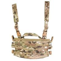 HSGI AO PALS/MOLLE Small Adjustable Tactical Hunting Chest Rig/Carrier Multicam