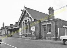 Radlett Railway Station Photo. Elstree - Napsbury. Mill Hill to St. Albans. (7)