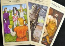 MYTHIC TAROT Single Replacement Cards Tricia Newell Vintage 1986