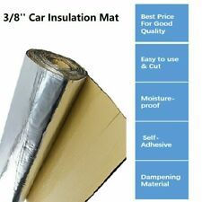 "Sound Deadener Material - Car Heat Shield Insulation Noise Reduce 70""x 39""x 3/8"""