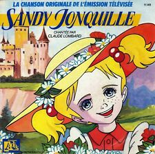 TV OST SANDY JONQUILLE / INSTRUMENTAL CLAUDE LOMBARD FRENCH 45 SINGLE